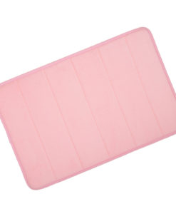 coral fleece floor mat1